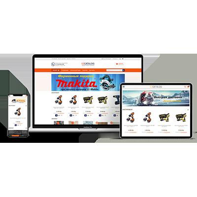 Электронный заказ, создать каталог товаров, создать электронный каталог товаров